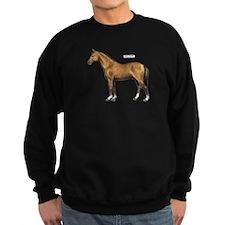 Irish Hunter Horse Sweatshirt