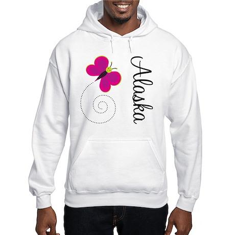 Cute Alaska Hooded Sweatshirt