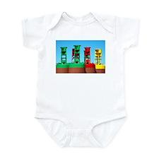 Military Buoys Infant Bodysuit