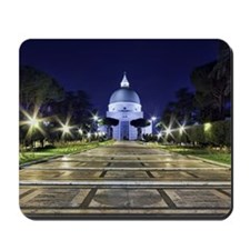 Basilica of Saints Peter and Paul in Rome Mousepad