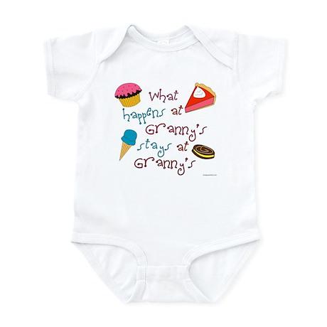 """Granny's"" Infant Bodysuit"