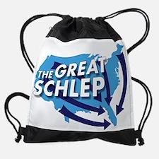 Cute Swing state Drawstring Bag