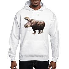 Hippopotamus Animal Hoodie