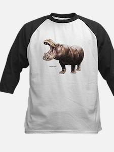 Hippopotamus Animal Tee