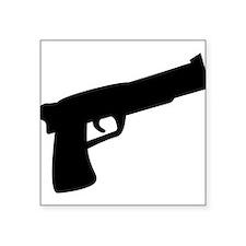 gun Sticker