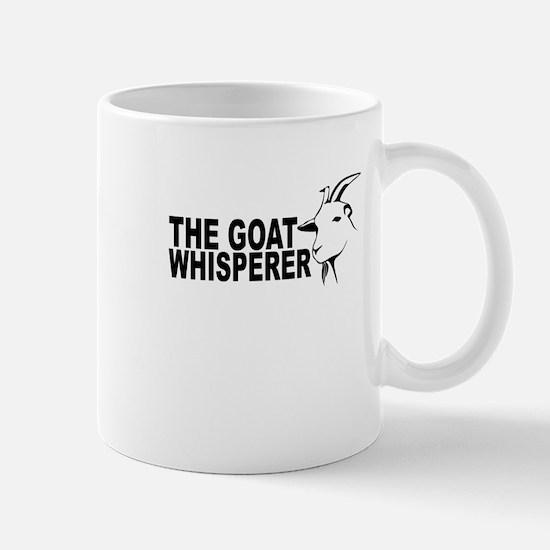 The goat whisperer . Mugs