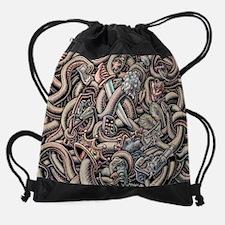 Cute Seven deadly sins Drawstring Bag