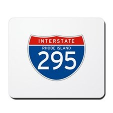 Interstate 295 - RI Mousepad