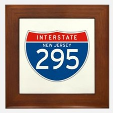 Interstate 295 - NJ Framed Tile
