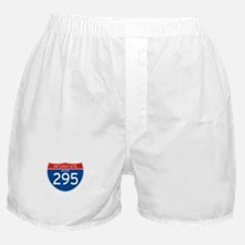 Interstate 295 - ME Boxer Shorts