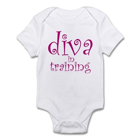 Diva Infant Bodysuit