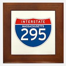 Interstate 295 - MA Framed Tile