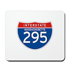 Interstate 295 - MA Mousepad