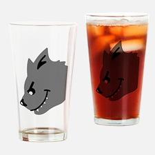hunter_cat Drinking Glass