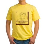 May the Magic Yellow T-Shirt