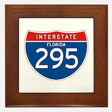 Interstate 295 - FL Framed Tile