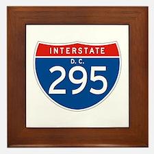 Interstate 295 - DC Framed Tile