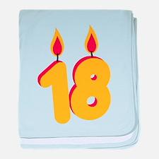 18 baby blanket