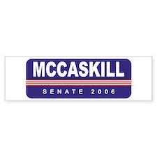 Support Claire McCaskill Bumper Bumper Sticker