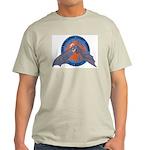 San Bernardino Cave Rescue Ash Grey T-Shirt