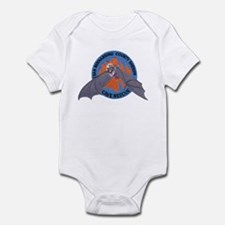 San Bernardino Cave Rescue Infant Bodysuit
