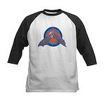 San Bernardino Cave Rescue Kids Baseball Jersey