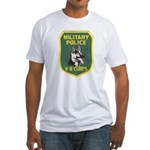Military Police Canine Fitted T-Shirt