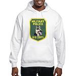 Military Police Canine Hooded Sweatshirt