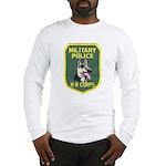 Military Police Canine Long Sleeve T-Shirt