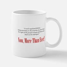 2nd Amendment CU Small Small Mug