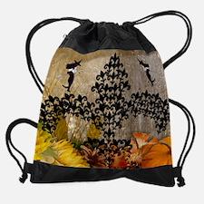 halloween copy.jpg Drawstring Bag