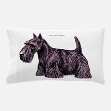 Scottish Terrier Dog Pillow Case
