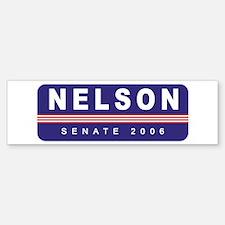 Support Bill Nelson Bumper Bumper Bumper Sticker