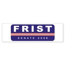 Support Bill Frist Bumper Bumper Sticker
