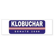 Support Amy Klobuchar Bumper Bumper Sticker