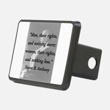 Anthony - Men Women Rights Hitch Cover