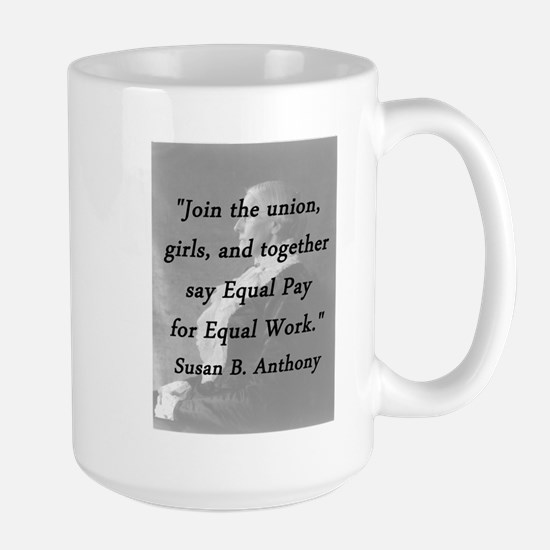 Anthony - Join the Union Mugs