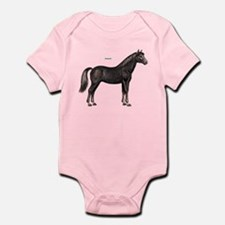 Morgan Horse Infant Bodysuit
