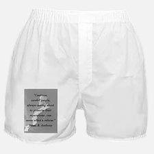 Anthony - Cautious Careful People Boxer Shorts