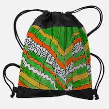 folklorico skirt 12x9.jpg Drawstring Bag