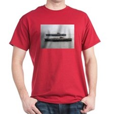 US Navy Carriers Red T-Shirt Navy Gift idea