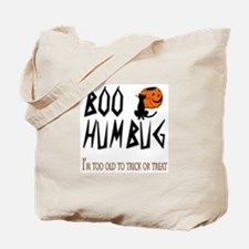 Boo Humbug Tote Bag