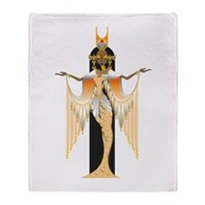 Isis Throw Blanket