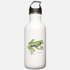 Red-Eyed Treefrog Water Bottle