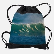 Waimea Dawn Patrol Drawstring Bag