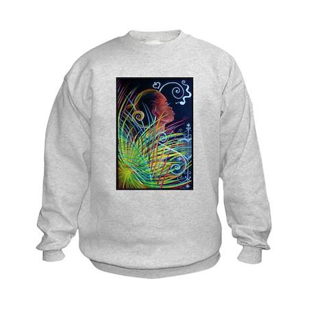 Earth Art Kids Sweatshirt