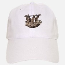 Three-Toed Sloth Baseball Baseball Cap