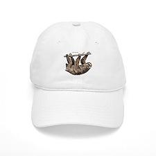 Three-Toed Sloth Baseball Cap
