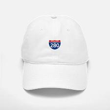 Interstate 280 - IA Baseball Baseball Cap