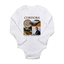 In Cordoba I have What I Need Body Suit